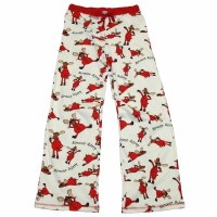 Women's PJ Pants Almoose Asleep - XSmall