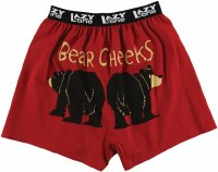 Bear Cheeks Boxers - Small