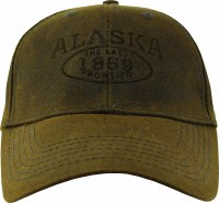 Alaska Oilskin Simple 1959 Hat