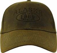 阿拉斯加油皮简单帽子