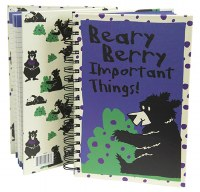 Beary Important Notebook