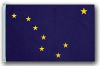 2 ' X 3' Alaska Flag