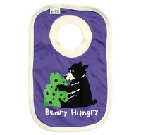 Beary Hungry Infant Bib