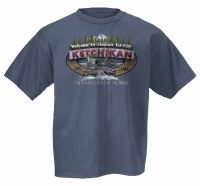 First City Ktn Tee - 4XL
