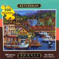 500 Piece Ketchikan Puzzle