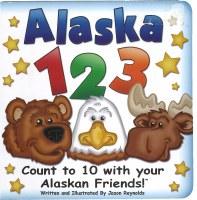 Alaska 123 Counting Book