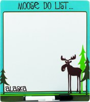 Moose Do List Magnet