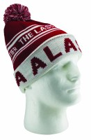 Red Collegiate Alaska Knit Beanie