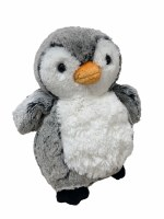 Perky Penguin Stuffed Animal