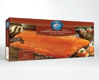 Copper River Smoked Sockeye Salmon 16 oz