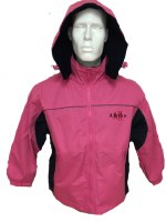 2 Tone Jacket Hot Pink & Navy - Medium