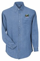 Grizzley Adams Denim Shirt - Small