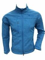 Women's Turquoise Softshell Jacket - Medium