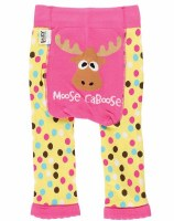 Infant Leggings Moose Caboose Medium
