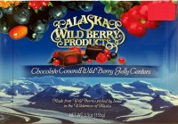 Alaska Wild Berry Chocolate with Jelly Centers