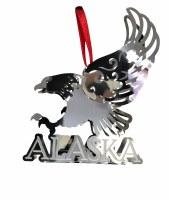 银鹰阿拉斯加圣诞节装饰品