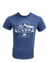 Above All Mountain Bear Tee - Small