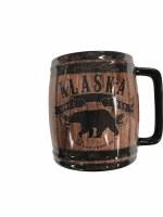 Barrel Alaska Mug