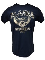 Oval Arch Alaska Tee - Small