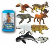 Alaskan Animal Toy Tub