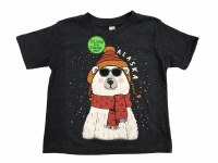 Youth Benjamin Polar Bear Tee - 3T