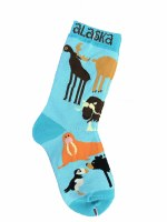 Leggy Animal Youth Sock - 8/11
