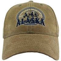 TLF Alaska Bear Oilskin Hat