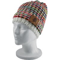 Watercolor Knit Hat