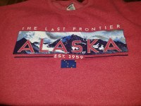 Inside Job Alaska Sweatshirt - Medium
