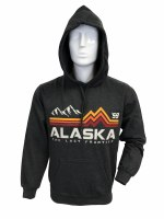 Alaska Band of Color Hoody - 2XL