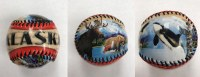 Alaska Theme Baseball