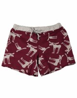 Women's Funky Moose Boxers - XSmall