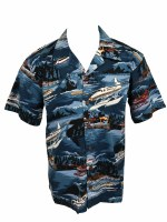 Float Plane Camp Shirt - Medium