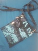 Batik Animal Passport Pouch