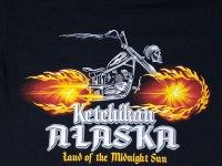 Ride Home Ketchikan Tee - XL