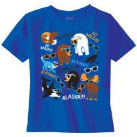 Alaska So Wild Toddler Tee - 2T
