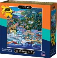 500 Piece Juneau Puzzle