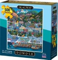 500 Piece Skagway Puzzle