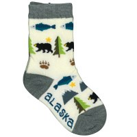 Little Explorer Youth Sock - 2/5