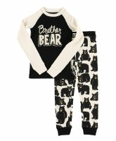 K's Brother Bear L/S PJ - 2T