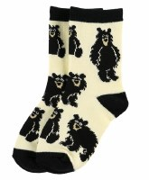 Kid's Bear Cub Sock - MD