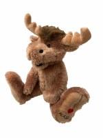 "14"" Fluffy Moose"