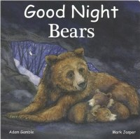 Good Night Bears Board Book