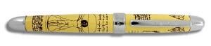 "Acme Rollerball Pen ""Science"" - Leonardo Da Vinci"