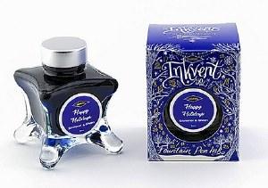 Diamine Inkvent Bottle shimmer and Sheen Ink- 5oml