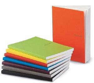 Fabriano EcoQua Glued Notebook - A5 Dot Grid