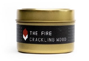 Field Kit Travel Tin Candle