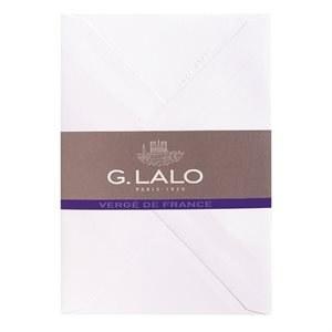 G. Lalo Verge De France Envelopes for A5 Paper- 25 per Package