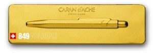 Caran D'Ache 849 Goldbar Office Ballpoint Pen