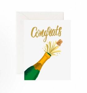 Jaybee Designs Congrats Bubbly Card